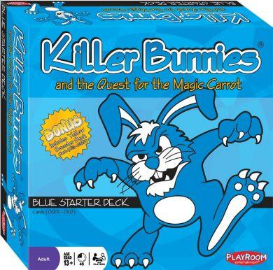 Killer Bunnies Blue Starter Deck