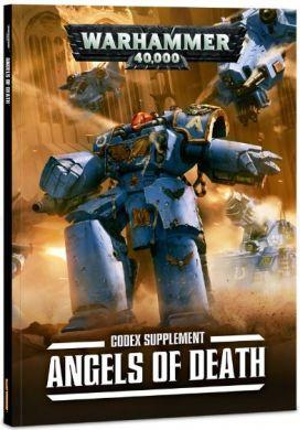 Warhammer 40K Space Marines: Angels of Death (Softback)