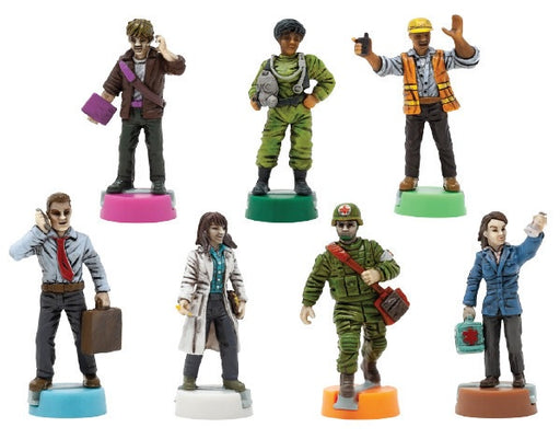 Pandemic 10th Anniversary Edition Painted Figures Pre-Order