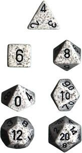 Dice Set Arctic Camo (7)