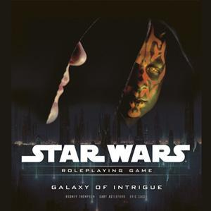 Star Wars Roleplaying Game: Galaxy of Intrigue CLEARANCE