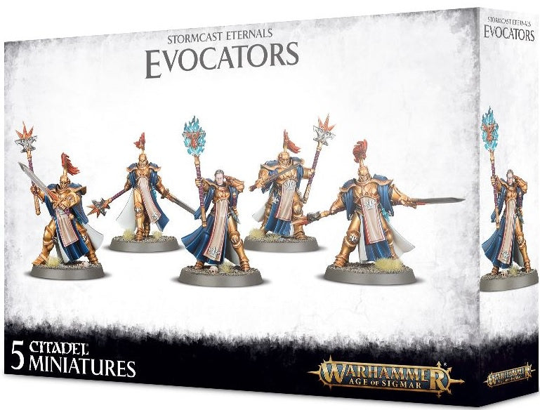 Stormcast Eternals: Evocators 96-42