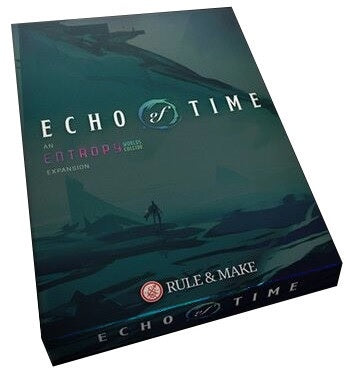 Entropy Worlds Collide Echo of Time Expansion