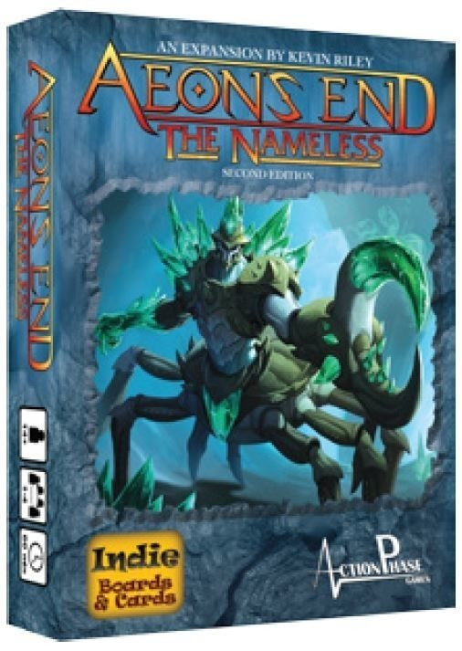 Aeons End the Nameless 2 Edition