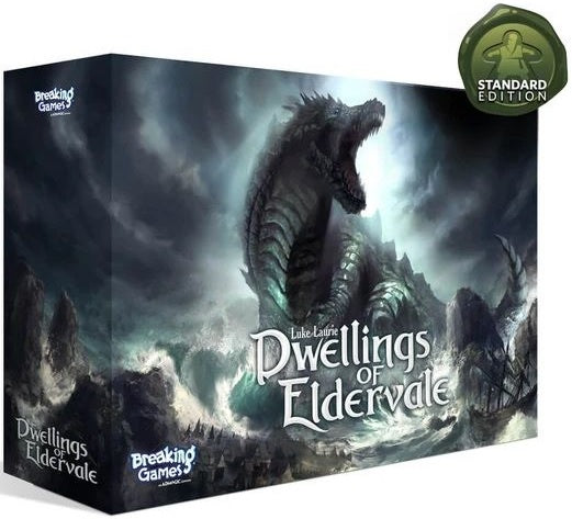 Dwellings of Eldervale Standard Edition Croc Cover