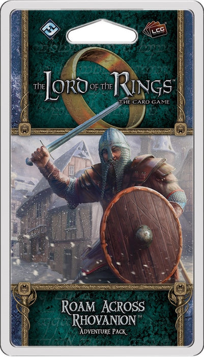 The Lord of the Rings Card Game: Roam Across Rhovanion