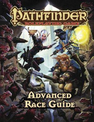Pathfinder Advanced Race Guide ON SALE