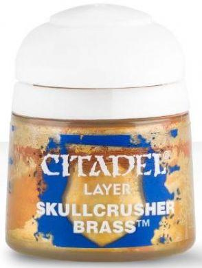 Citadel Layer: Skullcrusher Brass 22-73