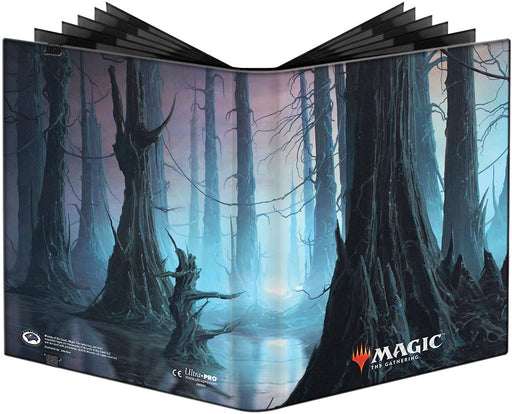 Ultra Pro PRO Binder Unstable Lands Swamp 9-Pocket