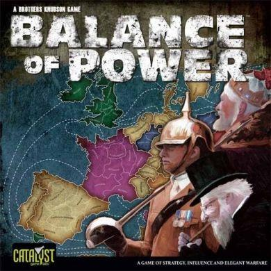 Balance of Power ON SALE