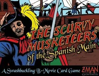 Scurvy Musketeers