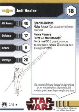 Masters of the Force 02 Jedi Healer