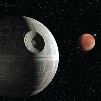 Star Wars: X-Wing: Death Star Assault Playmat