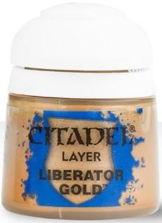 Citadel Layer: Liberator Gold 22-71