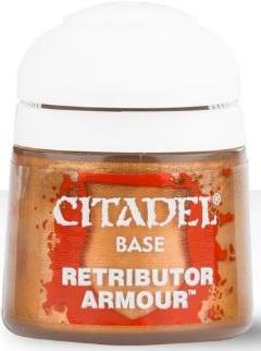 Citadel Base: Retributor Armour 21-35