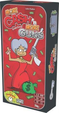 Cash n Guns (second edition) More Cash More Guns ON SALE