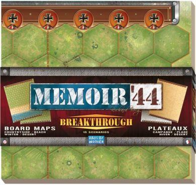 Memoir'44 Breakthrough Expansion