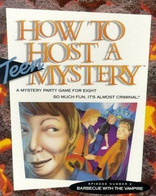 How To Host A Teen Mystery Barbecue With A Vampire ON SALE