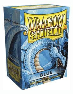 Dragon Shield Blue Sleeves