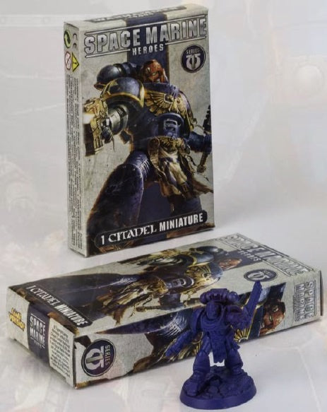 Space Marine Heroes Blind Buy Collectibles Booster