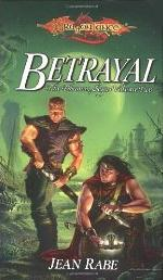 Novel: Betrayal (DragonLance: The Dhamon Saga, Volume II) Hardcover Mid_Year_Sale