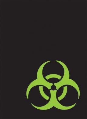 Biohazard Art Sleeves (50)