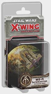 Star Wars: X-Wing: M3-A Interceptor