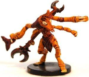 Dungeons & Dragons Lords of Madness 50/60 Thri-Kreen Mantis Warrior