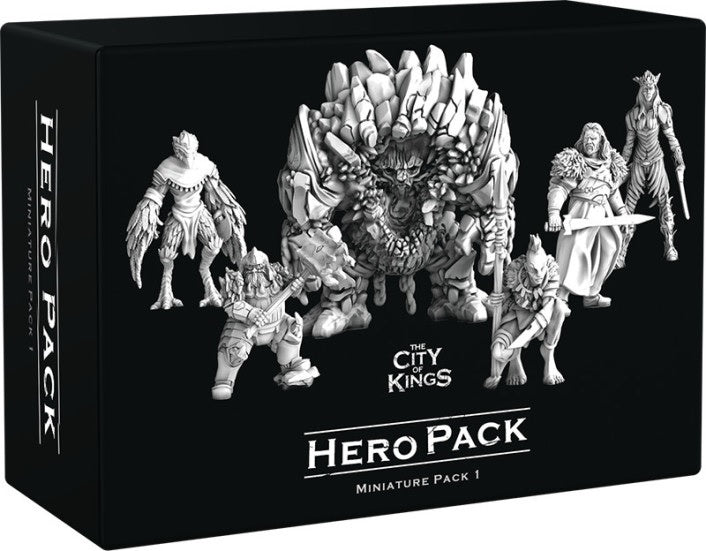 The City of Kings Expansion Hero Pack