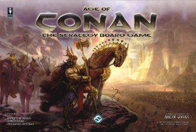 Age of Conan Board Game