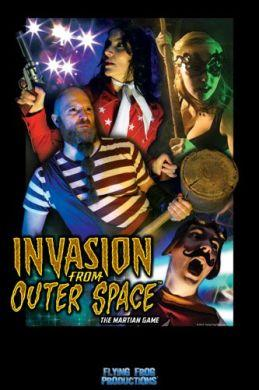 Last Night on Earth Invasion from Outer Space The Martian Game