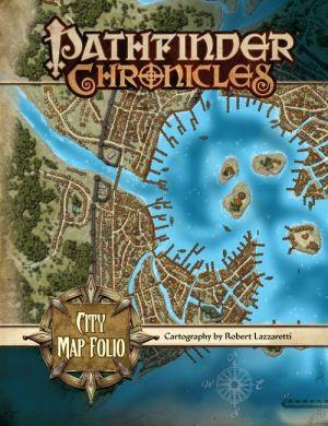 Pathfinder Chronicles City Map Folio