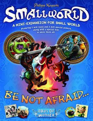 Small World Be Not Afraid Expansion