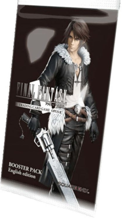 Final Fantasy Trading Card Game Opus II Booster