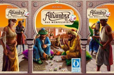 Alhambra: The Dice Game ON SALE