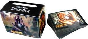 Ultra Pro Limited Edition Deck Box - Mox Diamond with 80 Mox Diamond sleeves