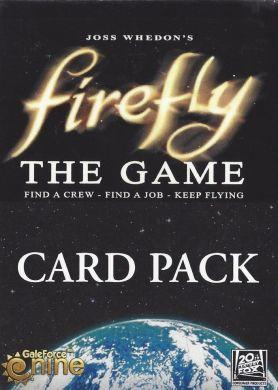Firefly: The Game Promo Card Pack