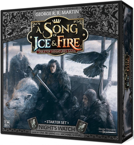 A Song of Ice and Fire TMG - Nights Watch Starter Set