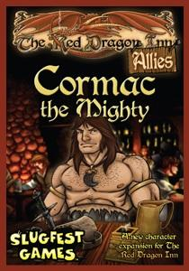 The Red Dragon Inn Allies  Cormac the Mighty