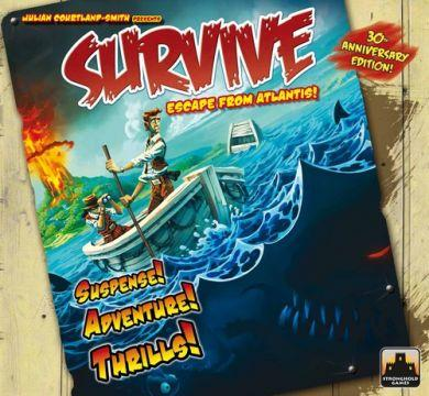 Survive! Escape from Atlantis 30th Anniversary Edition