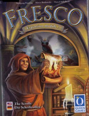 Fresco The Scrolls Expansion
