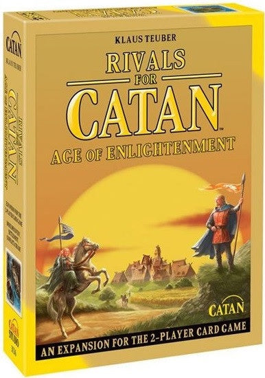 Rivals for Catan Age of Enlightenment Revised Expansion