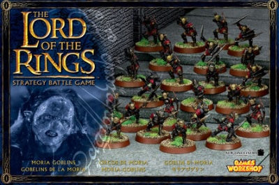 The Lord of the Rings: Moria Goblins