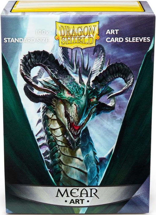 Dragon Shield 100 Count Standard ART Sleeves MEAR