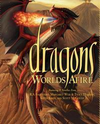 Novel: Dragons: Worlds Afire Anthology