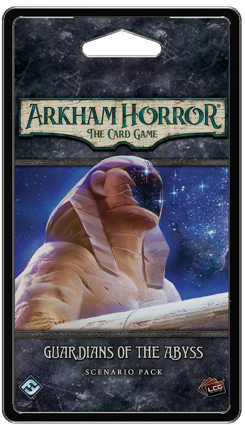 Arkham Horror: The Card Game Guardians of the Abyss