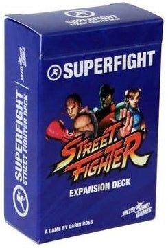 Superfight Street Fighter Deck