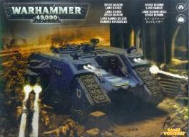 Warhammer 40K Space Marines: Space Marine Land Raider 48-14