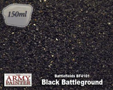 Army Painter Battlefield Basing Black Battleground