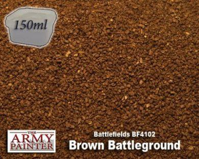 Army Painter Battlefield Basing Brown Battleground